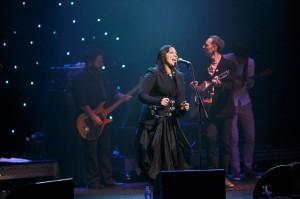 In concert. Palais Theatre, Melbourne.