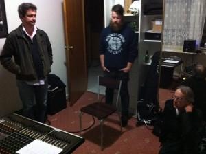 Paul, The Doc, & Wayne engineering